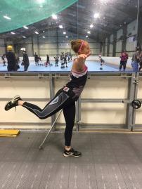 alternate leg swings