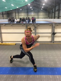 skater jumps (5 on each leg)